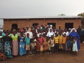 Staff spotlight: Sister Kathryn Miller's work in Africa continues to inspire
