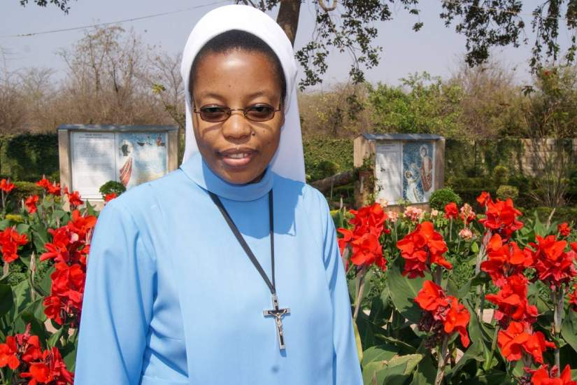Sr. Rita was awarded an ASEC Two-Year Scholarship to attend the Kasama College of Education to pursue her diploma in Primary Education. Upon graduating, she felt well prepared to teach Zambian children at the primary school level.