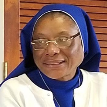 Sr. Margaret Mary Dione Ajebe-Sone, SST, M.Ed.