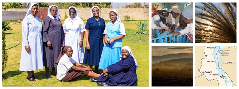 Sisters impact in Malawi