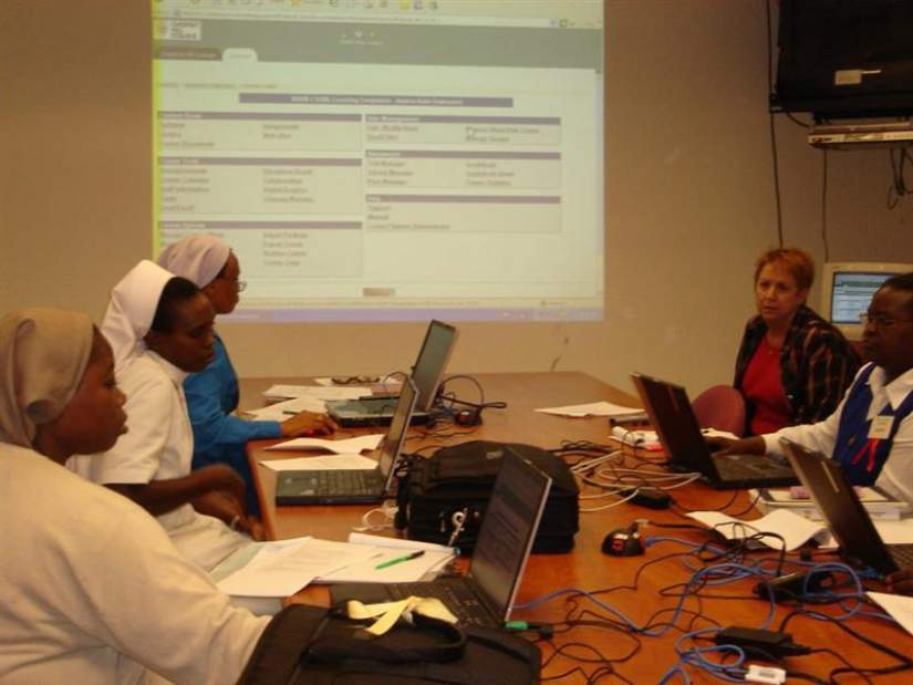 2006 Lab Manager Training