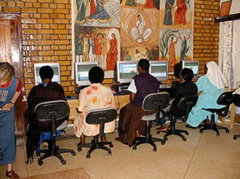 Computer Training in Kampala, Uganda Curriculum and Results