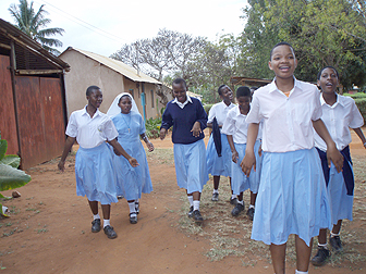 Service Trip to Morogoro, Tanzania for service opportunity at Bigwa Sisters Secondary School