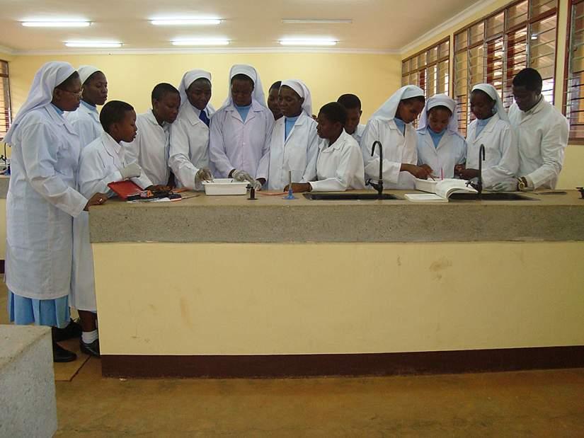 Bigwa Science Lab Construction Complete