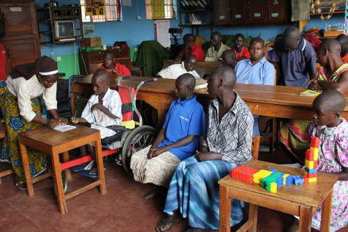 Disability is not inability at Providence Home in Uganda