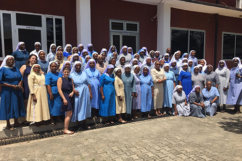 Alumnae Workshop, Tanzania: 64 attendees, including 4 new alumnae from HESA (graduated in December 2016) and 9 mentees of SLDI Alumnae participated in the ASEC alumnae meeting in Tanzania from January 6-8, 2017