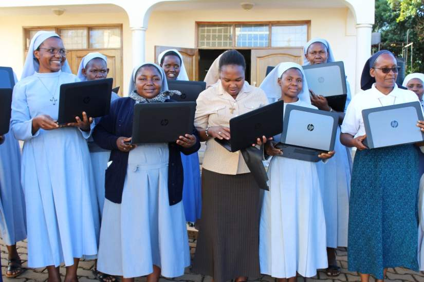 Between 2005 and 2015, the number of Catholic nuns in Africa increased by 22%.