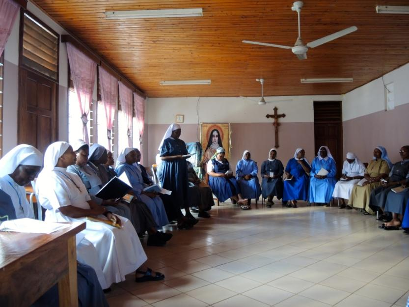 Sharing voices of sisters in Tanzania and Kenya