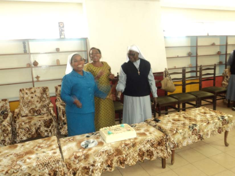 Supporting Sisters in South Sudan with Basic Technology Workshop