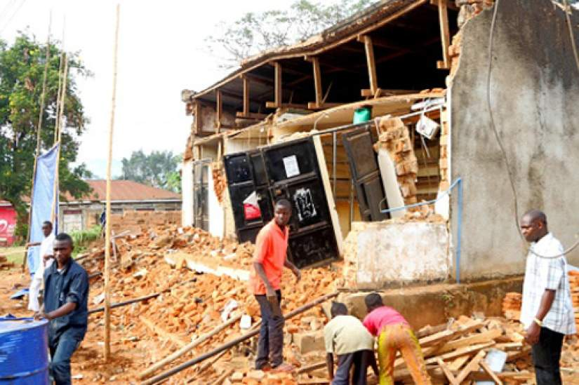 Praying for Tanzania Earthquake survivors as they face task of rebuilding