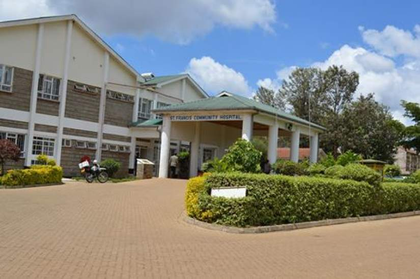 St. Francis Community Hospital in Nairobi, Kenya
