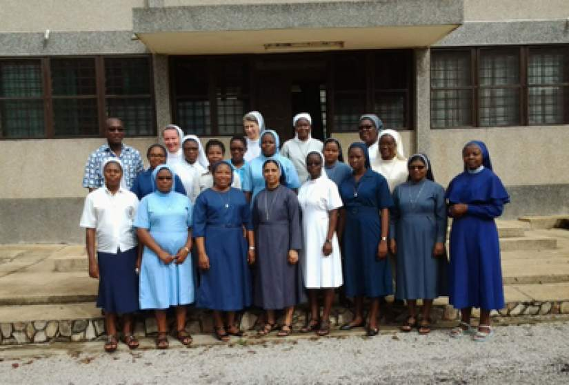 SLDI Adminstration Course I - Ghana