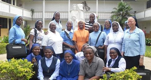 HESA is recruiting sisters to begin August 2015 in Ghana