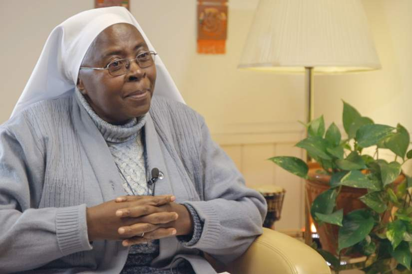 Sr. Hellen Bandiho, STH, Ph.D. of Tanzania is the fourth Sister scholar accepted for a six month research fellowship at the Center for Applied Research in the Apostolate (CARA), Georgetown University.
