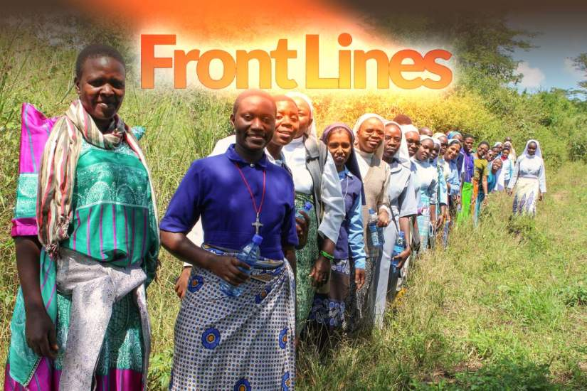Highly trusted members of their communities, Catholic sisters are in a unique position of service, especially during times of crisis in Africa, when emergency response is needed.