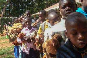 Education for orphans in Kenya