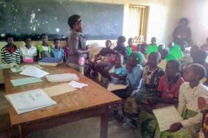 Youth in Malawi live with hope while HIV Positive