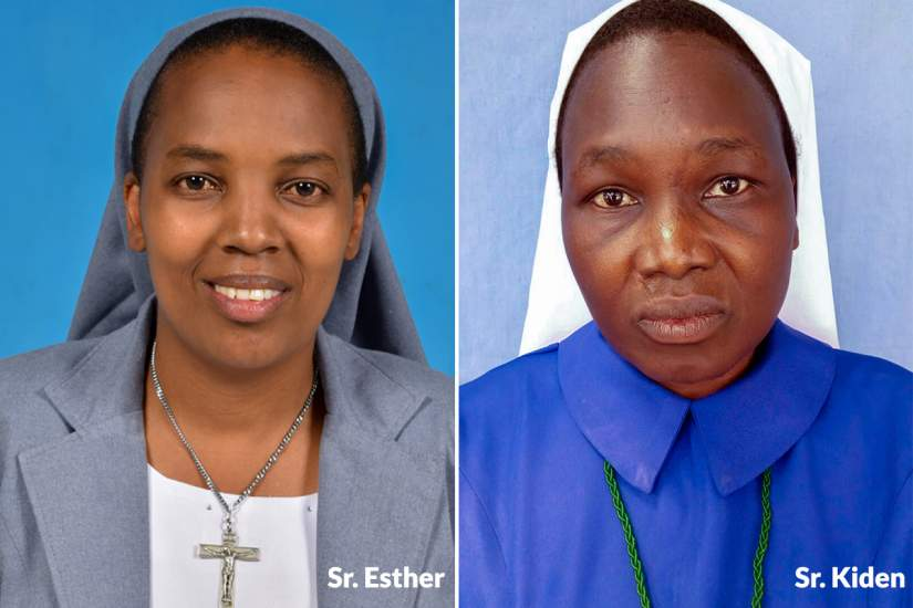 Congratulations to Sr. Esther and Sr. Kiden, the two sisters selected for ASEC's pilot Ph.D. program.
