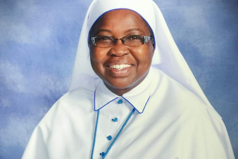 Sr. Irene died from COVID-19 on Friday, September 4, 2020 at Mulago Hospital in Uganda. A memorial service and burial was held on Monday, September 7.