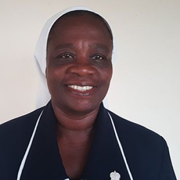 Sr. Martha Attakruh, SHCJ