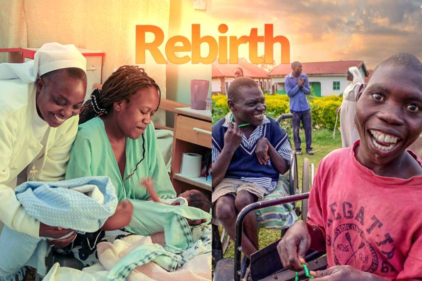 Many people living in sub-Saharan Africa are afraid to begin life anew due to disease, poverty and lack of resources. Catholic Sisters bring renewed hope to poor and marginalized communities across Africa.