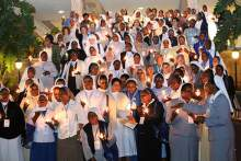 Catholic Sisters: Champions of Sustainable Development Convening held in Nairobi, Kenya.