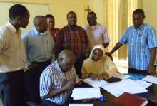 MOU Marywood University / Kisubi Borthers University College