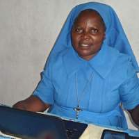 Sr. Victoria Zimba, Sisters of the Holy Rosary