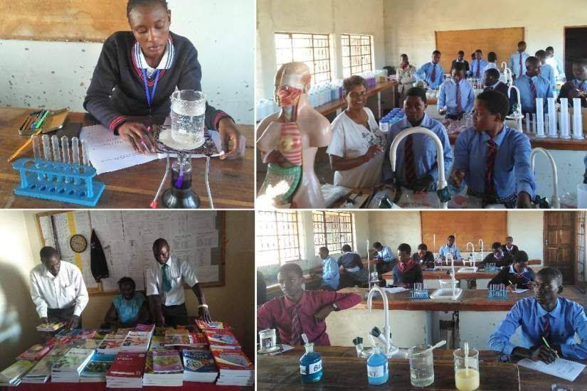 Presentation Secondary School, run by the Sisters of the Presentation of the Blessed Virgin Mary (PBVM) provides quality education to poor and vulnerable children in Zambia whose families are cannot afford tuition for their children.