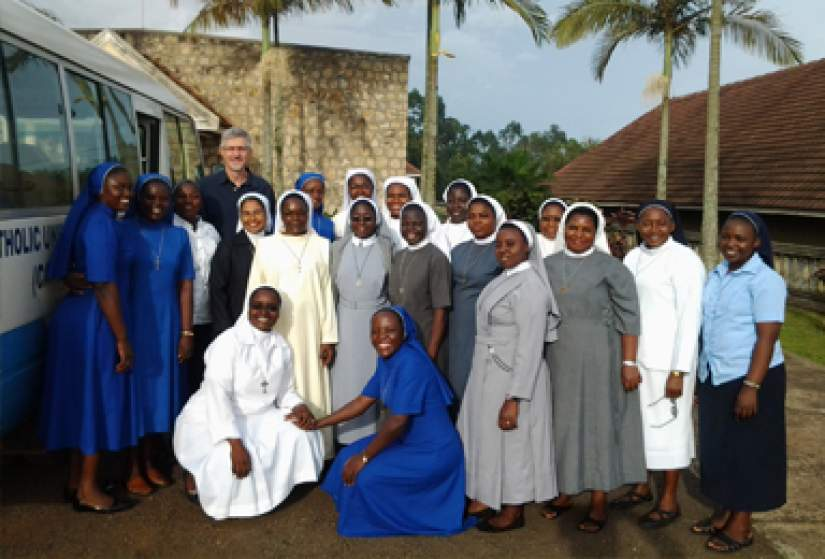 CATUC hosts and graduates pioneer batch of sisters on ASEC/SLDI program- Cameroon