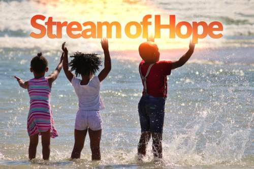 Stream of Hope; clean water in Africa