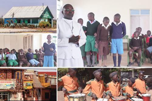 Help and hope for homeless boys in Kenya