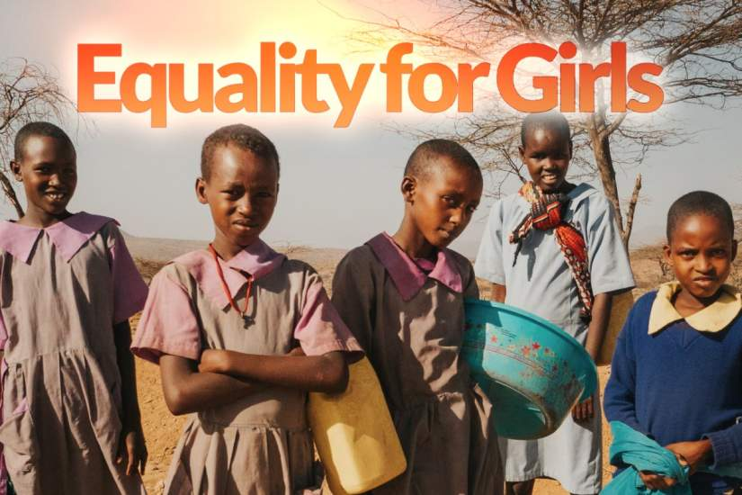 You can support young girls in Africa by donating to the education of a Sister who uplifts her every single day.