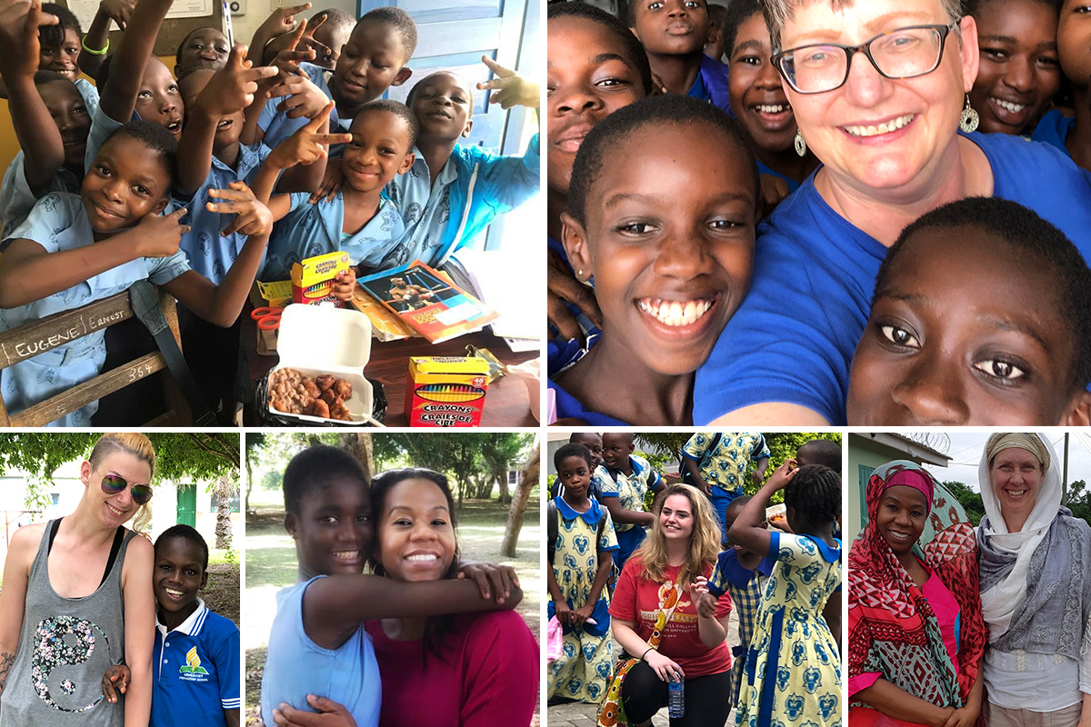 Service learning participants and mentors have an unforgettable experience in Ghana.