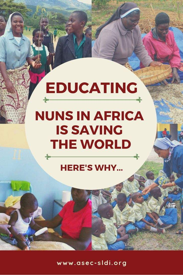 Educating Catholic Nuns in Africa is Changing the World... Here's Why