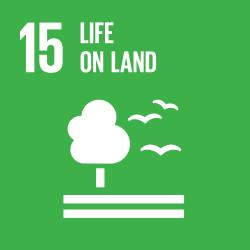 Sustainably manage forests, combat desertification, halt and reverse land degradation, halt biodiversity loss