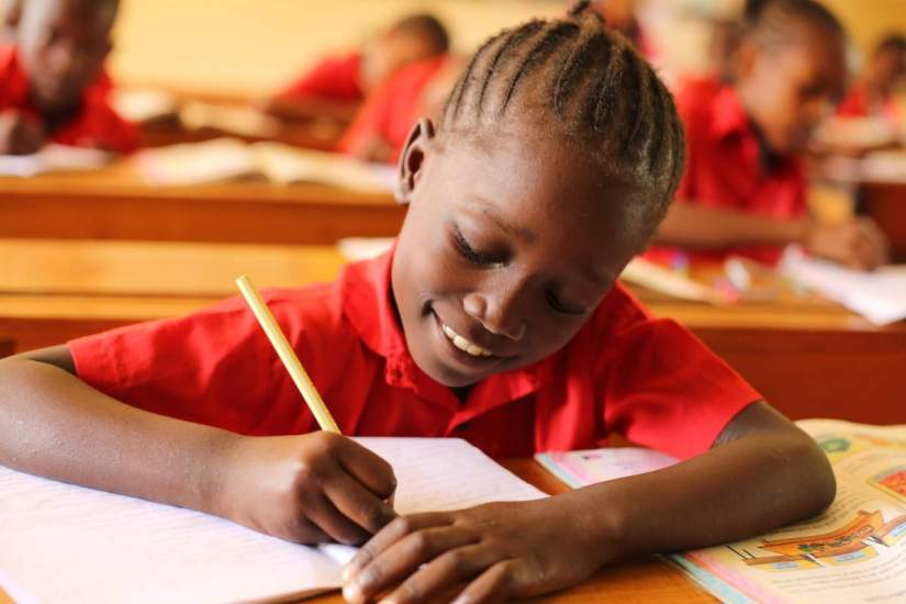 Many improvements at St. Matia Primary School can be attributed to Sr. Betty's leadership as head teacher. And Sr. Betty credits the education she has received through HESA for her success. Photo by Blair Harmon, Unsplash.com.