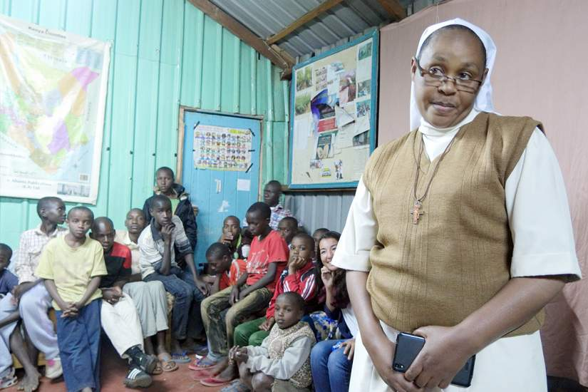 photo for news story, African Sisters Education Collaborative