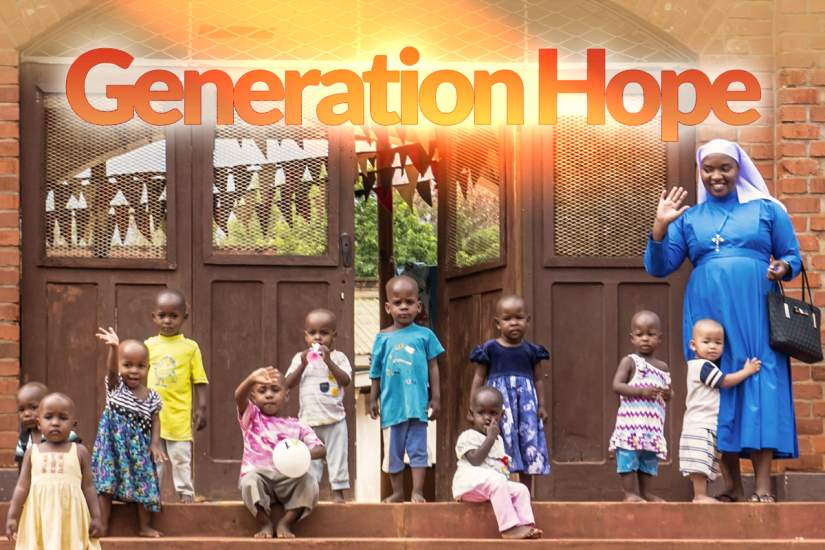 Sisters Spearhead Youth Projects in Africa, Providing Hope for the Future Generation