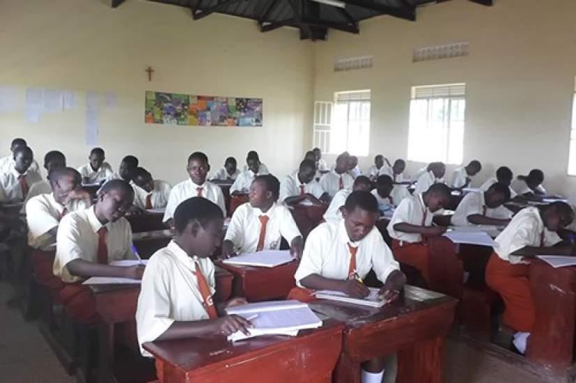 With leadership skills learned in SLDI & HESA, Sr. Petronilla is providing quality, holistic education to girls in Northern Uganda.