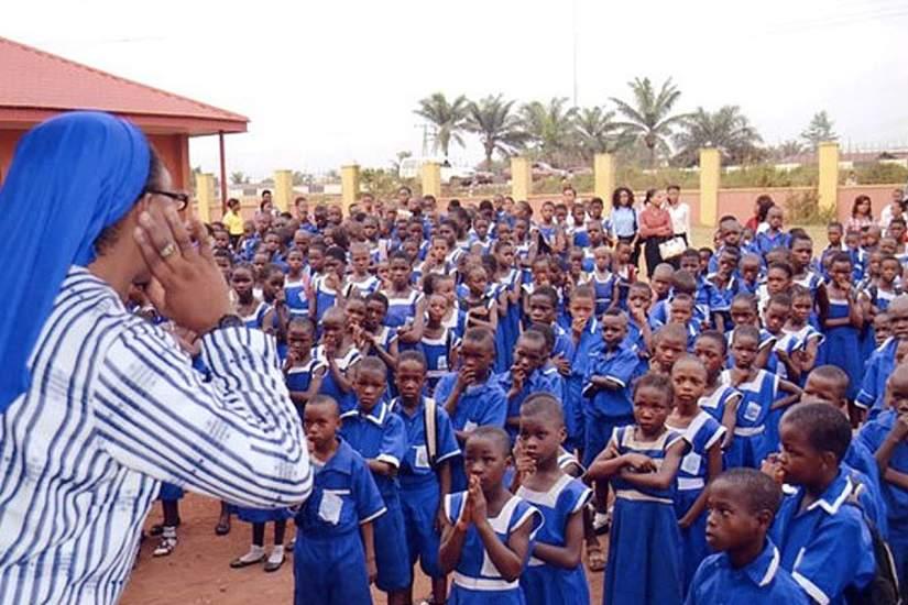 Struggle of women's education in Nigeria