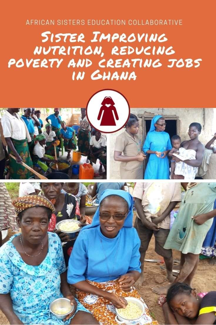 Improving nutrition, reducing poverty and creating jobs in Ghana