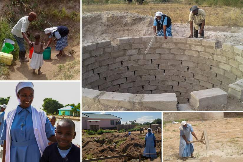 Sr. Benedicta Anslem is rebuilding Tanzania infrastructure through her grant writing skills and construction projects. She's always looking for ways to get involved in her service work.