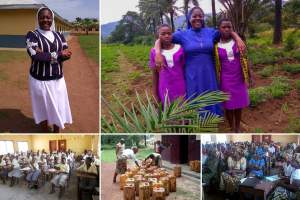 Improving education and women's empowerment in rural Cameroon