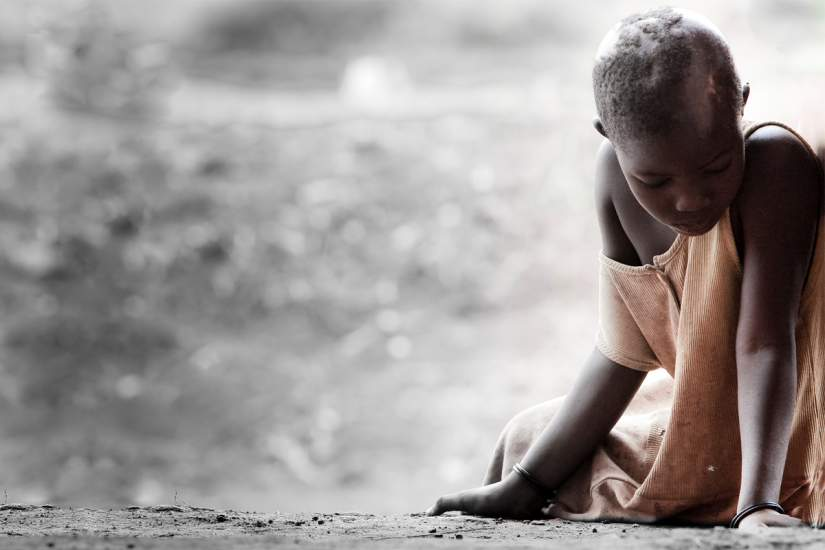19% of the world's enslaved population are trafficked in sub-Saharan Africa.