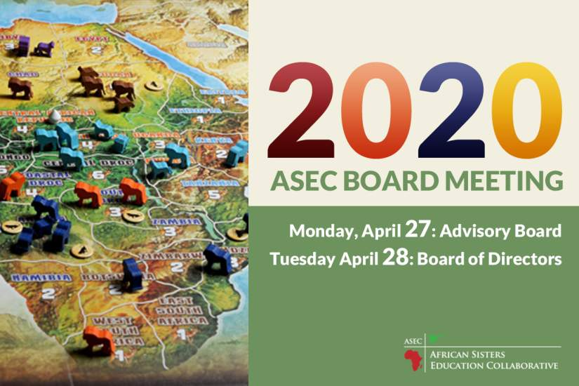 2020 ASEC Annual Board Meetings take place virtually