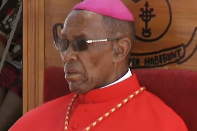 Cardinal Sebastian Koto Khoarai