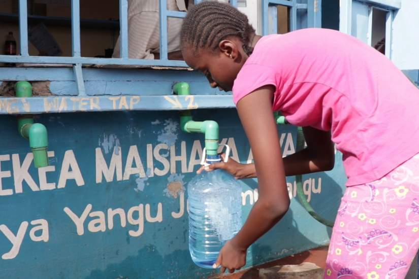 Innovative technology provides fluoride-free, clean water to Kenyans