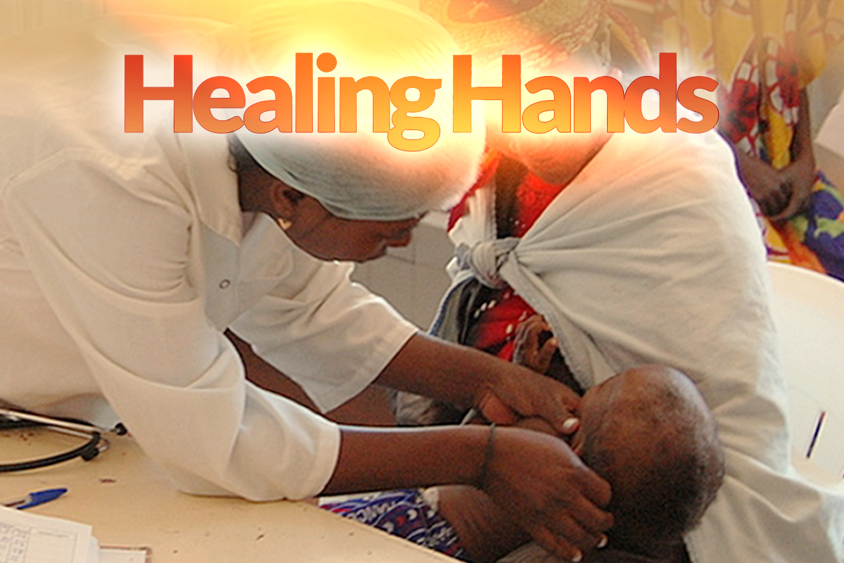 Catholic nuns with healing hands and valuable nursing skills are improving healthcare in communities across Africa.