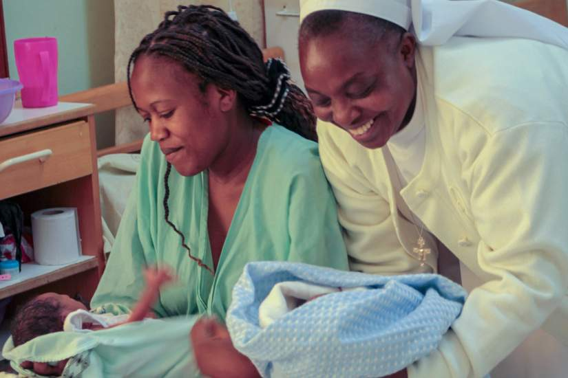 The term 'Sister' was used to designate a nurse (originally Catholic nuns) who was in charge of a ward or an operation theater. Now, Catholic nuns are also called Sisters because of their helping tendency toward poor and marginalized.